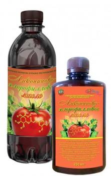 Ликопиново-хлорофилловое